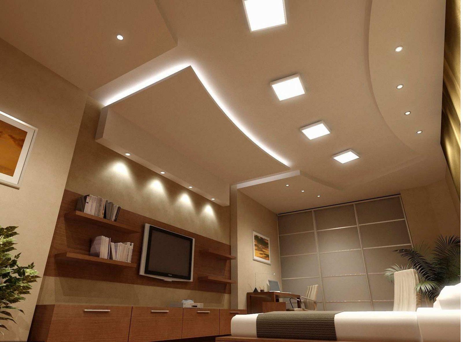 подвесные потолки из гипсокартона работы потолков